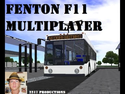 Fenton f11 multiplayer rigs of rods youtube
