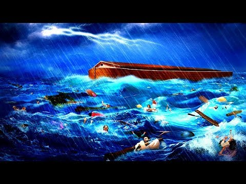 2028 END OF THE WORLD (Part 5/10) - Noah's Ark & Global Flood Foretold in Creation Day 2