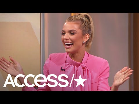 'Let's Get Physical': AnnaLynne McCord On Her New Hilarious '80sInspired Comedy  Access