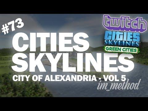 EP73 - City of Alexandria