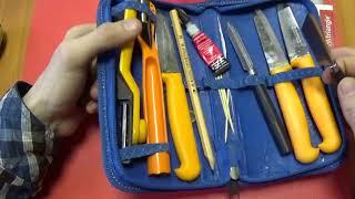 Урок 1  Как выбрать основные ножи для карвинга