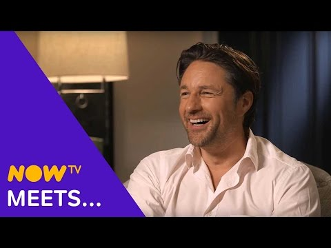 NOW TV Meets...Martin Henderson from Grey's Anatomy