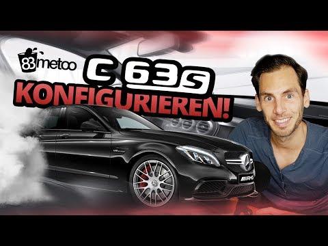 Ich konfiguriere mein neues Auto   Mercedes Benz C63s AMG   83metoo