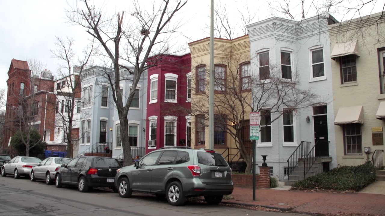 This is how different D.C. neighborhoods feel about Trump moving in