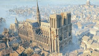 Assassin's Creed Unity is Now Free To Help  Notre Dame de Paris
