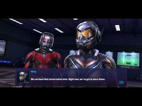 Antman and the Wasp Legendary Battles (Haunted Ghost/Normal) - Marvel Future Fight