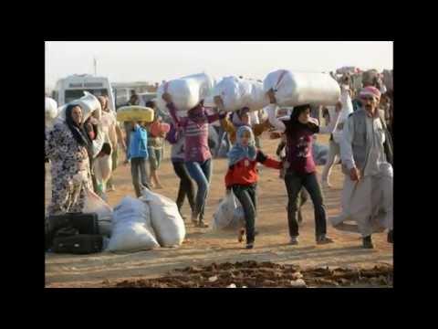 Syrien - Flygtninge