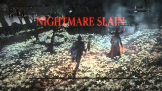 Bloodborne - How to get vermin and acceptance in to the league