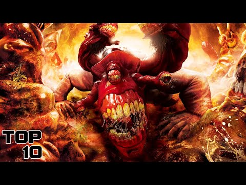 Top 10 Scary Demons From Video Games