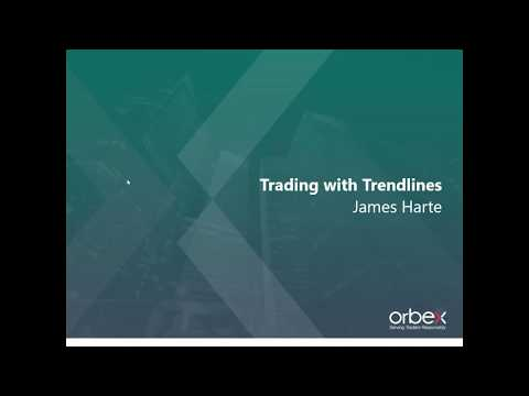Tactical Trading With Trend Lines