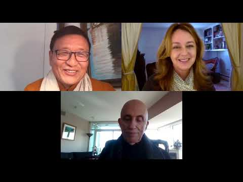 Geshe Tenzin Wangyal & Menas Kafatos: Using Consciousness and the Mind to Manifest your Reality