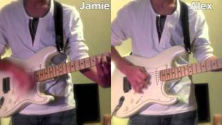 arctic monkeys When the Sun Goes Down (Guitar Cover)
