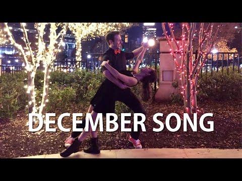 Peter Hollens - December Song (Waltz) Dance Video