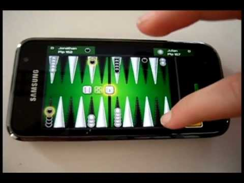 Backgammon Gold for Android Preview video