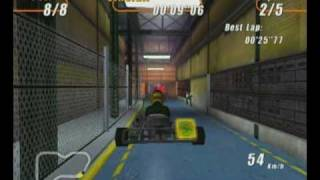 Furious Karting Xbox Gameplay