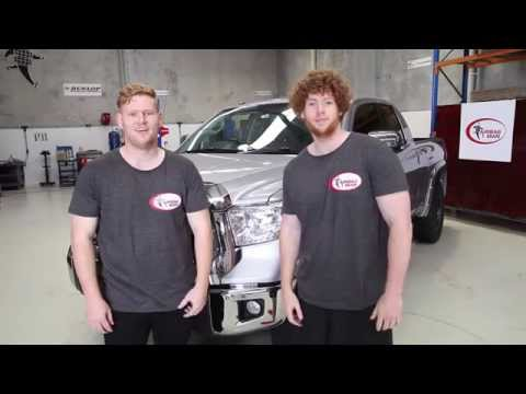How to Install: Toyota Tundra Air Suspension - RR4641 Airbag Man Leaf Helper Kit