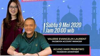 Webinar Ramadhan Bersama Guest Speaker dari Facebook