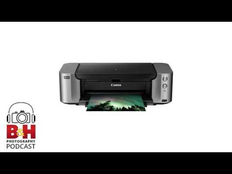 B&H Photography Podcast: Canon, Epson and Digital Printing O