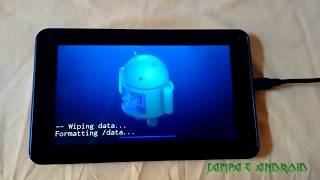 HARD RESET no Tablet Multilaser M7s