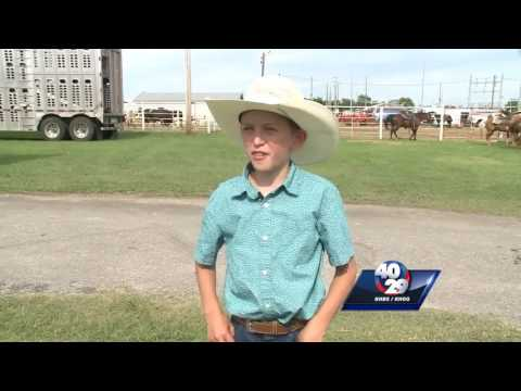 Rodeo of the Ozarks begins in Springdale