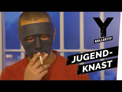 Jung und kriminell - Drei Tage Jugendknast I Y-Kollektiv Dokumentation