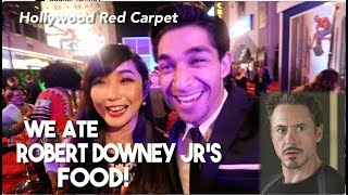 Pretending to be a Celebrity on the Red Carpet (Hollywood Party Crashing)