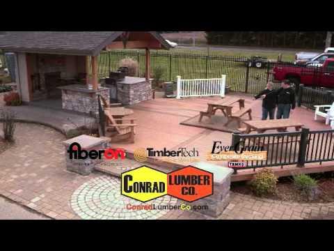 Conrad Lumber Company - Lumber Supply Sherwood, OR