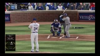 MLB PLAYOFFS DODGERS VS CUBS NLCS 2016 GAME 1 HD