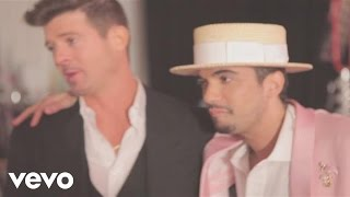 DJ Cassidy - Calling All Hearts (Behind The Scenes) ft. Robin Thicke, Jessie J
