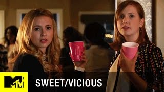 Sweet/Vicious (Season 1) | Badass Moments: Jules's Big Threat (Episode 1) | MTV