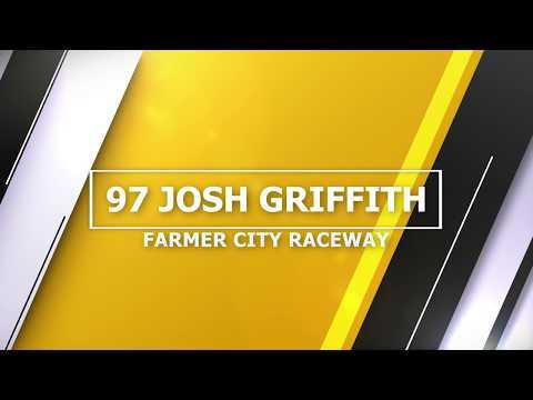 Josh Griffith   Farmer City Raceway   April 20, 2018   Heat Race