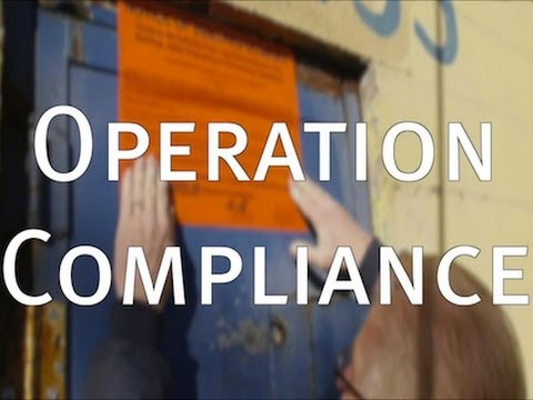 Operation Compliance: Detroit's War on Small Business
