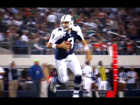 Tony Romo - Dallas Cowboys - Is He The NFL's Best Scrambler? ᴴᴰ
