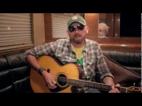 """Corey Smith Covers """"Push"""" by Matchbox 20"""