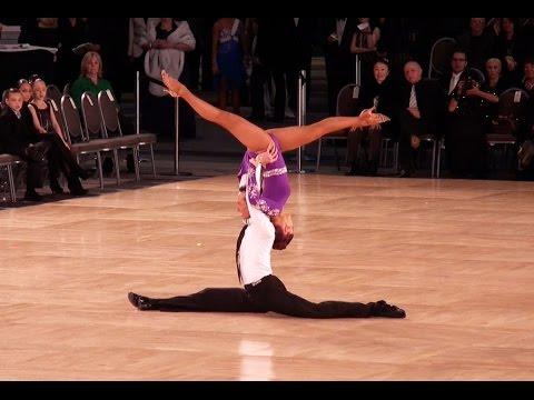 2013 Ohio Star Ball - Shane & Shannon Jensen - Theater Arts Showdance