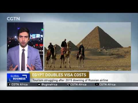 Egypt visa fees to more than double from July