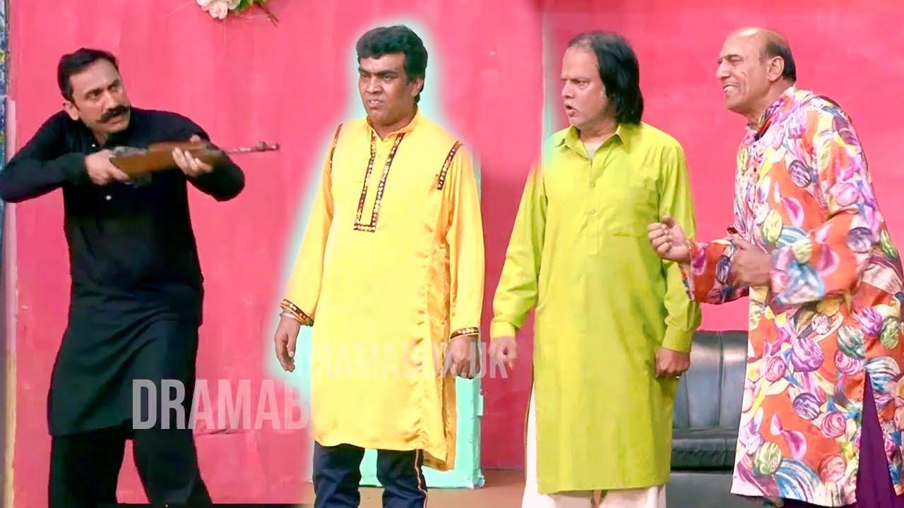 Choudhary Saab Ki Badmashi l Stage Drama Hasse Wandi De 2020 l Sajjan Abbas l Full Comedy Clip 2020