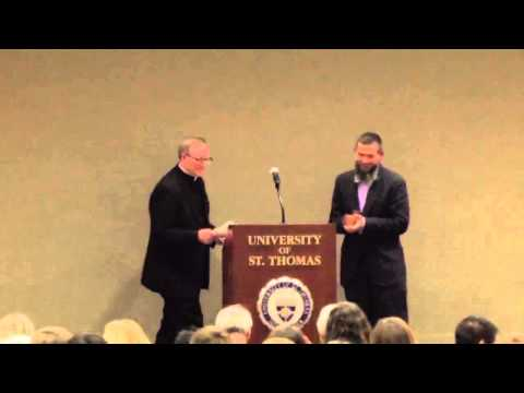 "Fr. Robert Barron, ""Aquinas and Why the New Atheists are Right"""