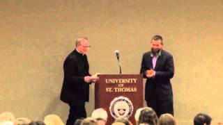 """Fr. Robert Barron, """"Aquinas and Why the New Atheists are Right"""