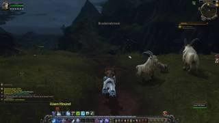 Jarod's Mission Quest ID 38691 Playthrough Val'sharah Legion Beta