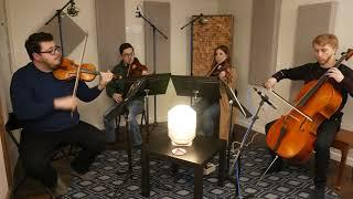 Live From The Cellar Ep 6 - The Brandgás String Quartet