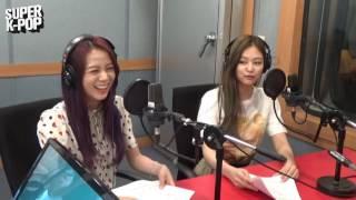 [Super K-Pop] 블랙핑크 (BLACKPINK) Interview 1
