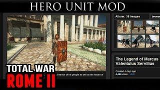 Hero Unit Pack (MOD)