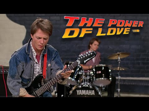 Back to the Future  The Power of Love Huey Lewis and the News