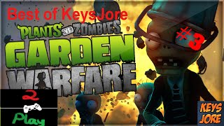 Best of KeysJore Plants Vs Zombies Garden Warfare #3