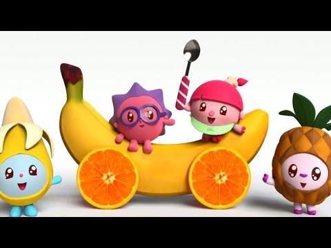 Малышарики   Вкусняшки   Сборник серий про полезные сладости