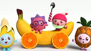 Малышарики | Вкусняшки | Сборник серий про полезные сладости