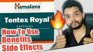 Himalaya Tentax Royal Tablet   Testosteron Booster    Gyanear