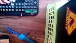 Tuorial jak vyčistit klávesnici