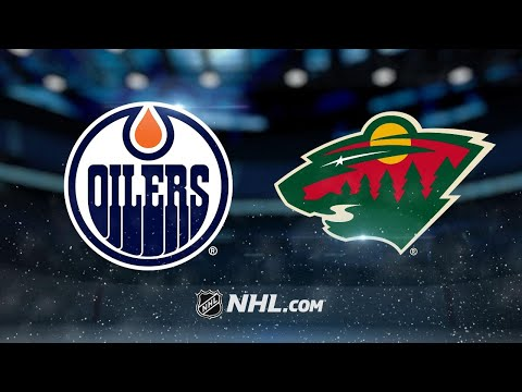 Lucic, Talbot pace Oilers past Wild, 3-2
